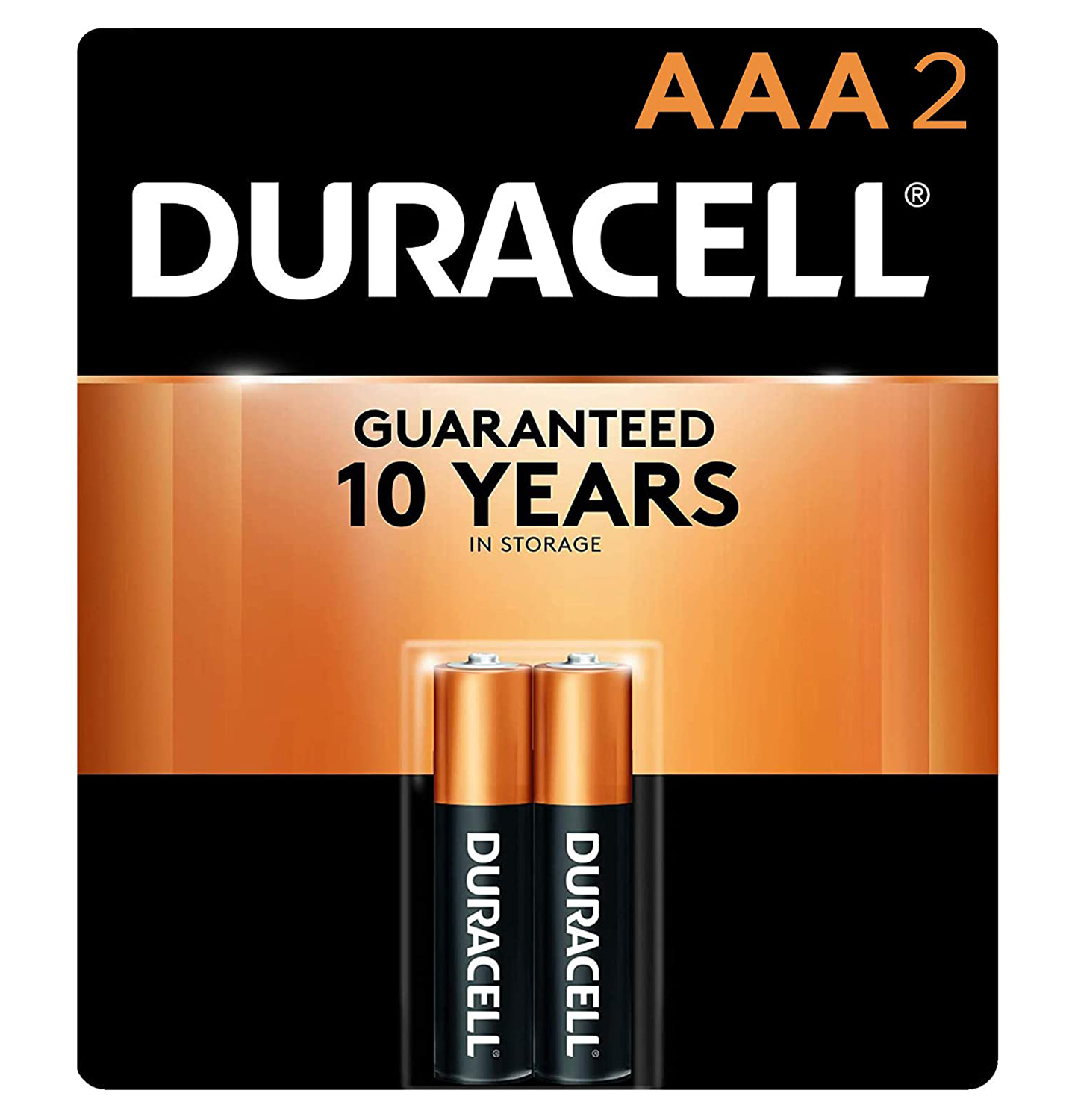Image For Duracell AAA 2-pack