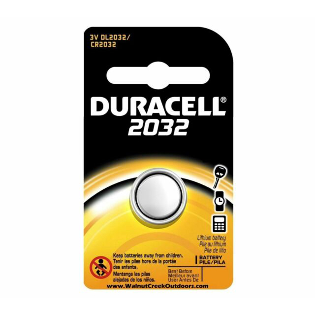 Image For Duracell Watch Battery 2032
