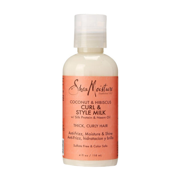 Image For Shea Moisture Curl and Shine Style Milk