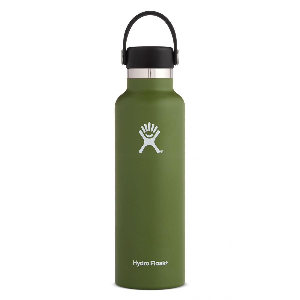 Image For Hydroflask Insulated Water Bottle, Olive