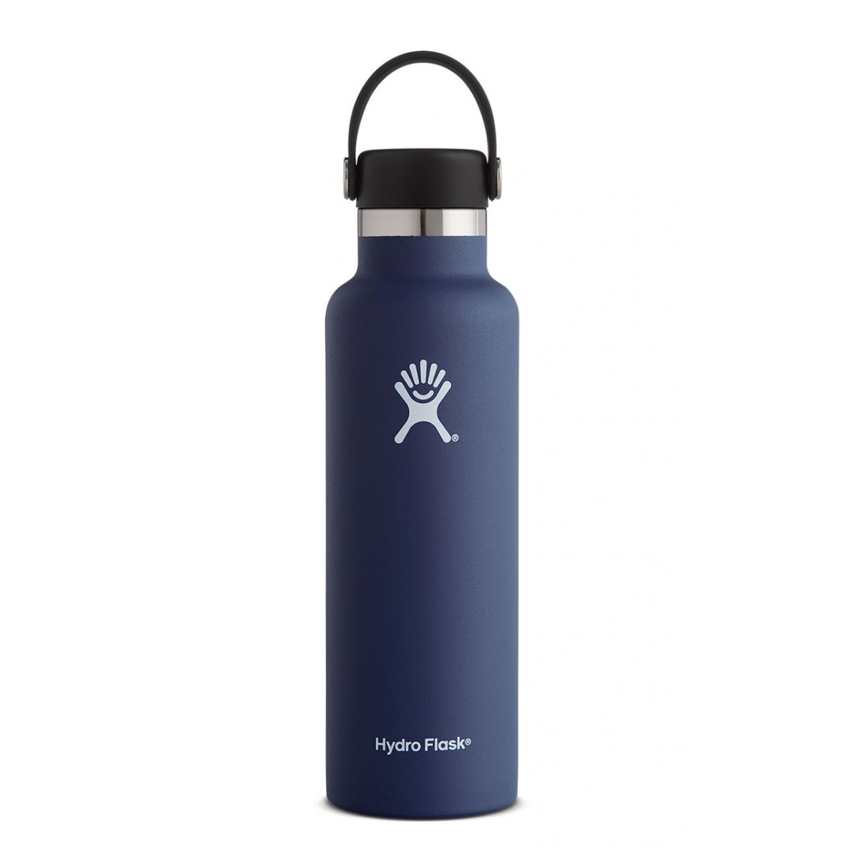 Image For Hydroflask Insulated Water Bottle, Cobalt