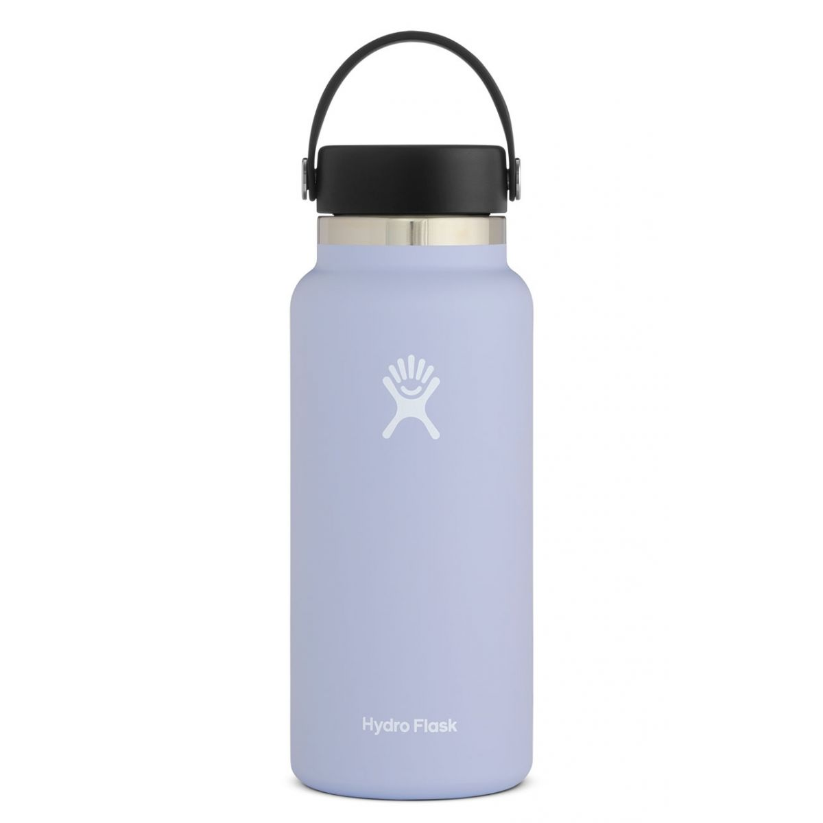 Image For Hydroflask Insulated Wide Mouth Water Bottle, Fog