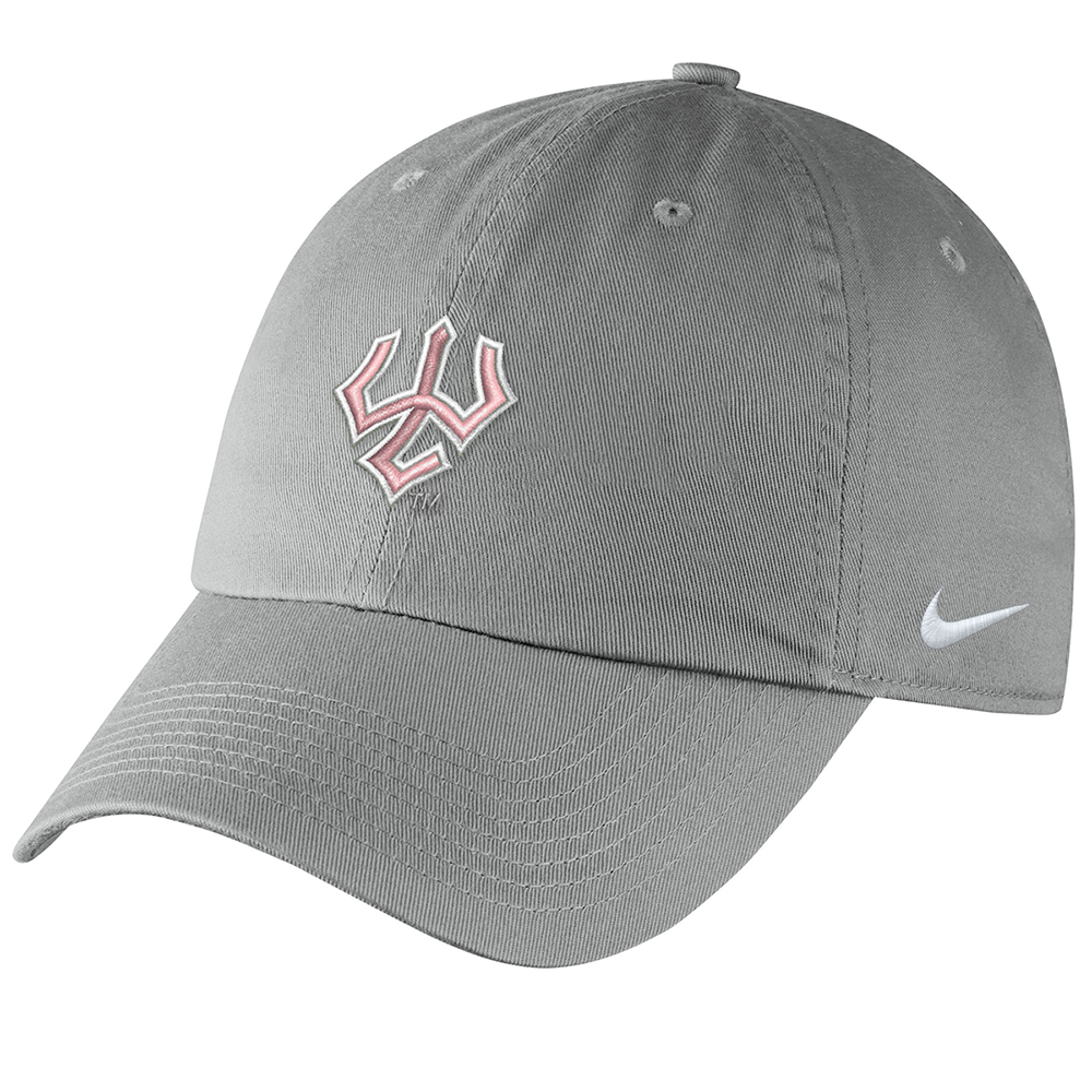 Image For Nike Campus Hat, Lt. Grey