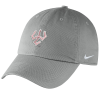 Cover Image for Legacy Visor with Pink Trident, White