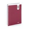 Cover Image for Poppin Velvet Sidekick Notebook and Pen, Pink or Navy