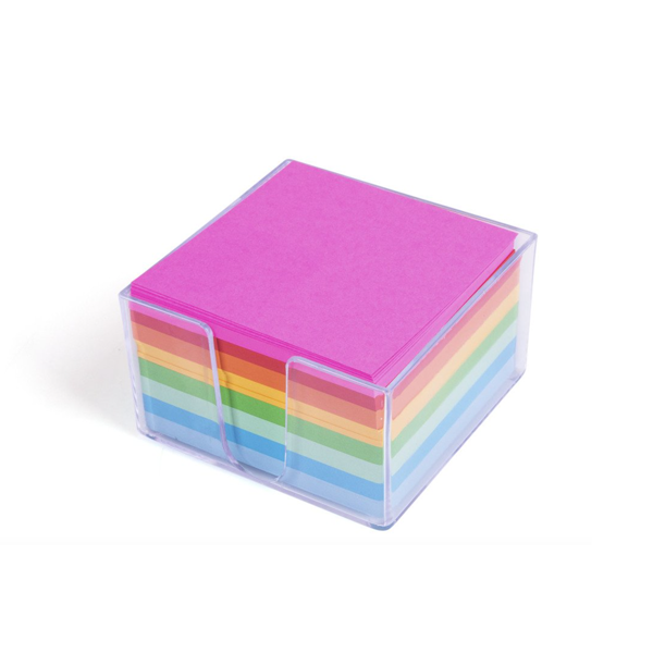 Image For Mintra Memo Cube, Bright