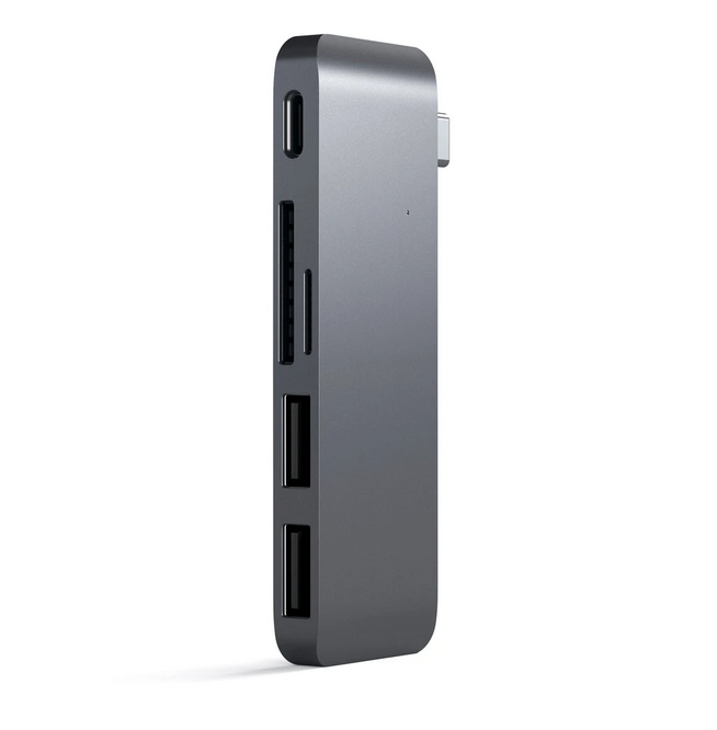 Image For Satechi USB-C Passthrough Hub