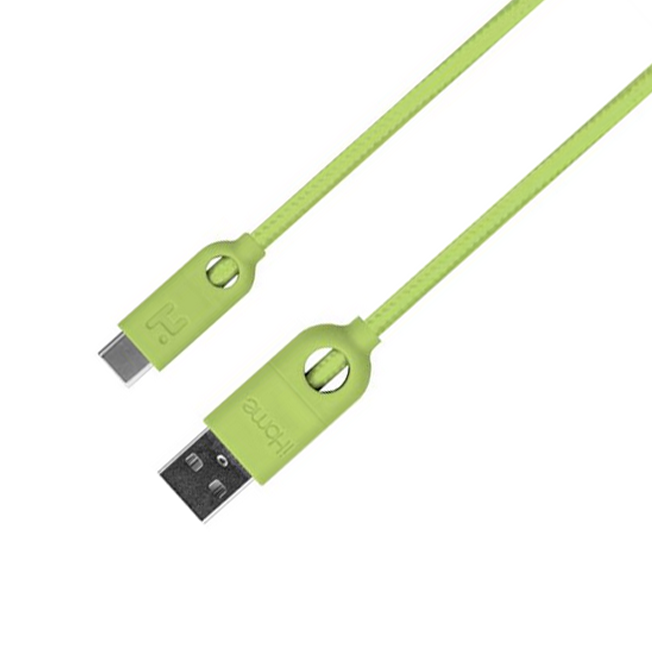 Image For iHome Charge and Sync USB-C Cable