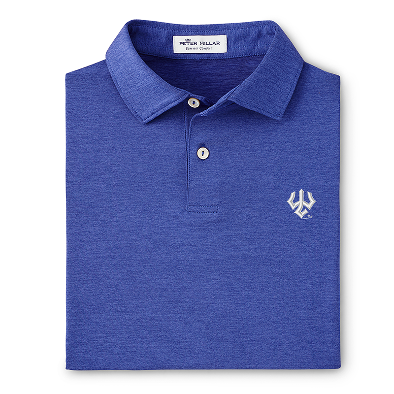 Image For Peter Millar Solid Performance Polo, Youth
