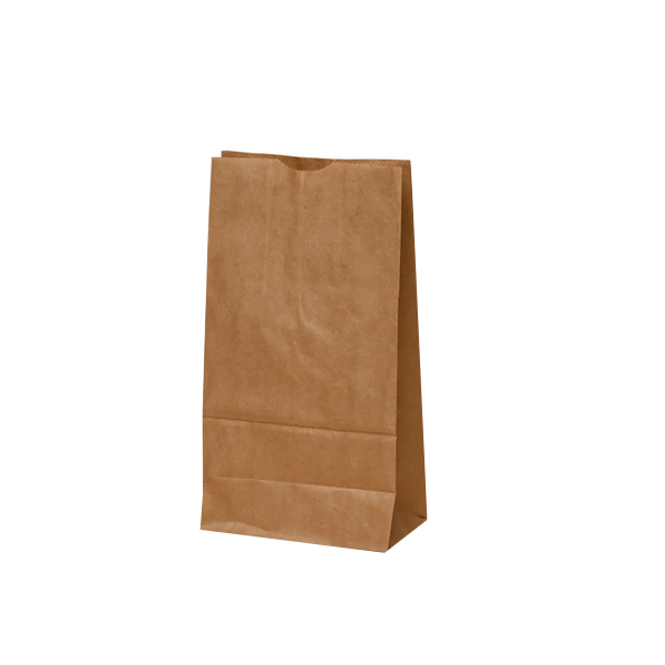Image For Paper Lunch Bags, 5 Count
