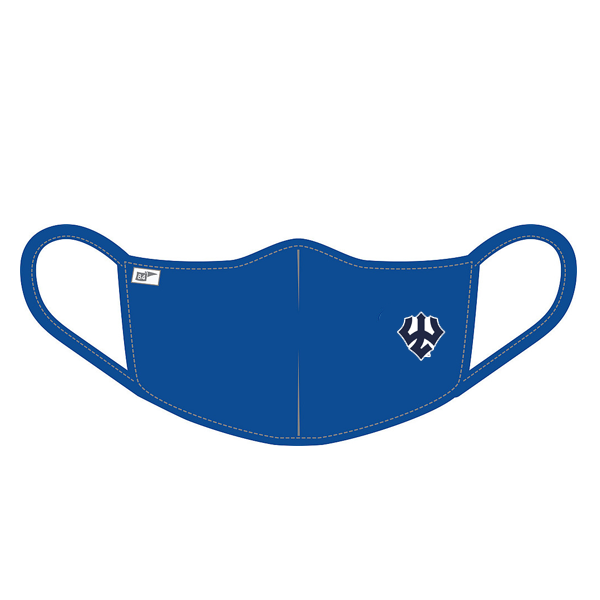 Image For Blue 84 Mask, Royal, Navy or Grey