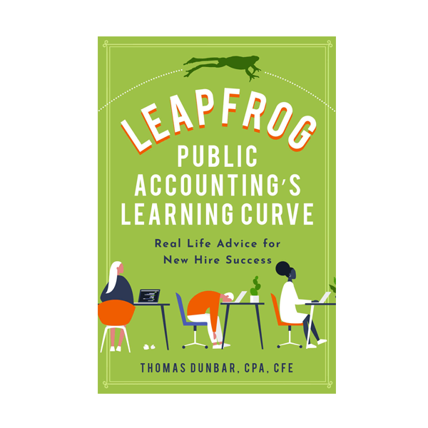 Image For Leapfrog Public Accounting's Learning Curve (PB)
