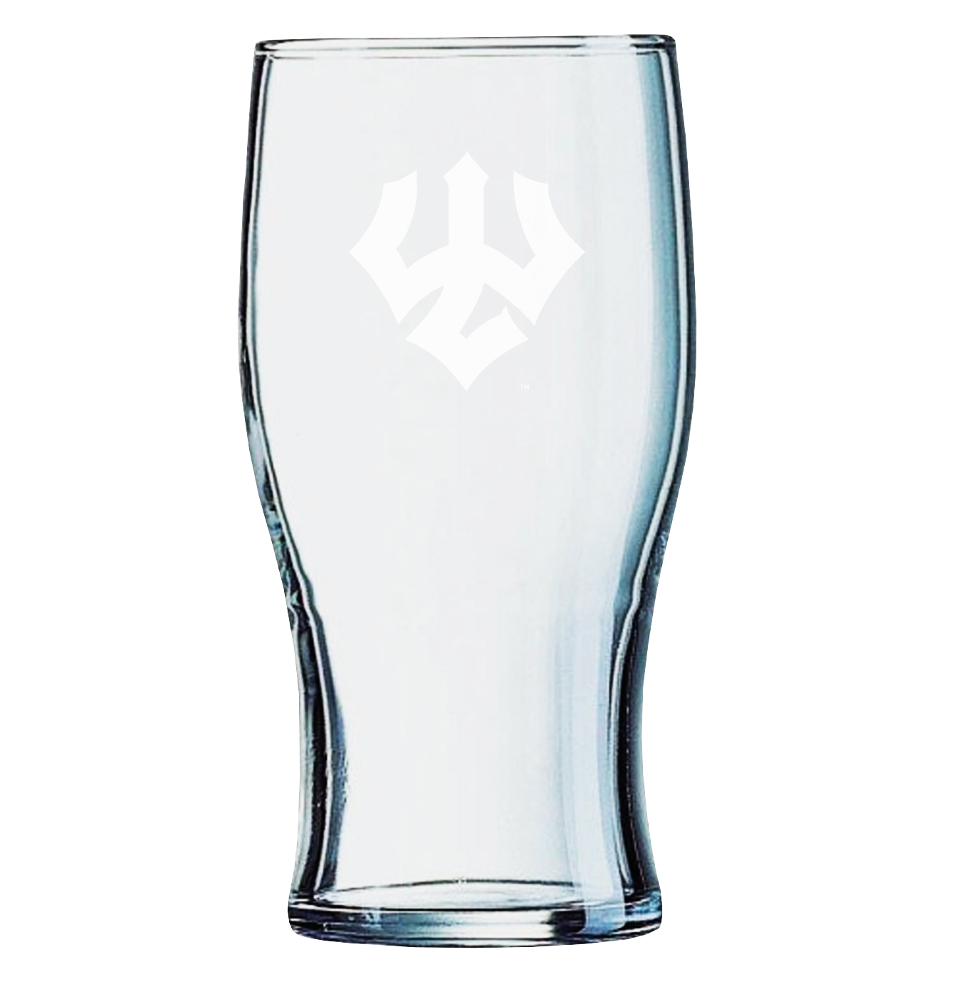 Image For Trident Pub Glass