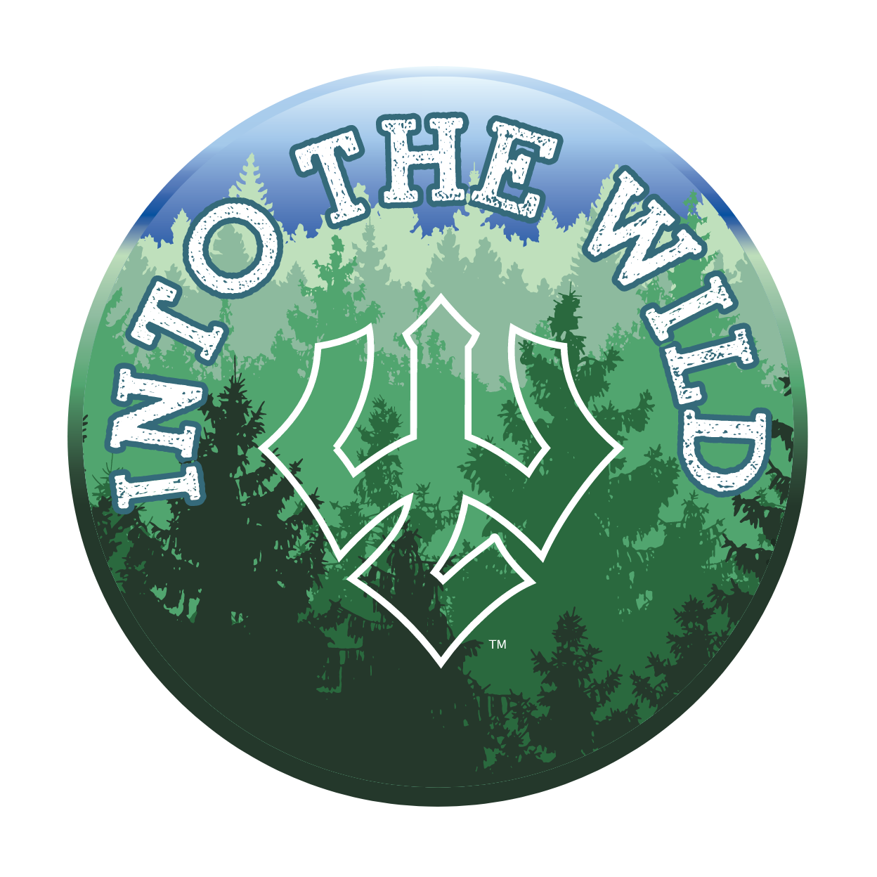Image For Dizzler Into the Wild Decal, Small
