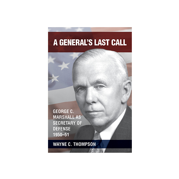 Image For A General's Last Call (PB)