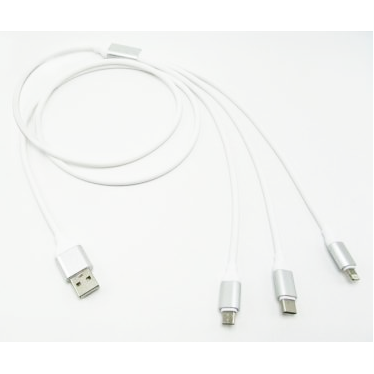 Image For 3-in-1 Charging Cable
