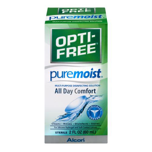 Image For Opti-Free Contact Solution