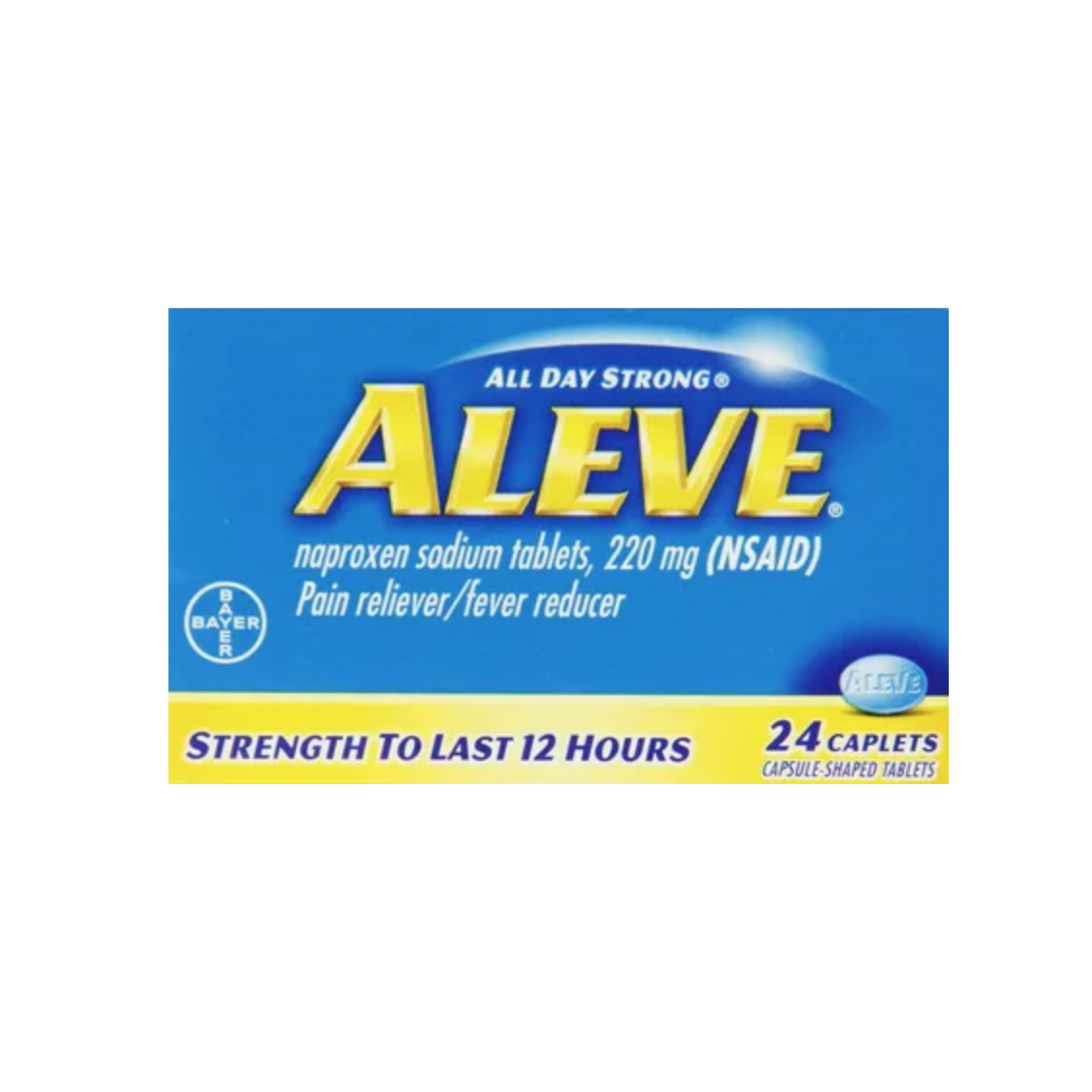 Image For Aleve, 220mg