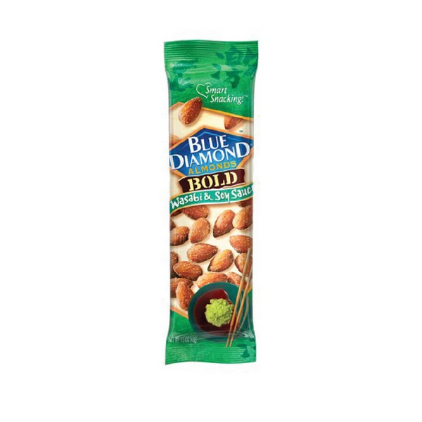 Image For Blue Diamond Almonds, Wasabi and Soy