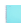Cover Image for Mintra Spiral Single Subject Notebook, Royal