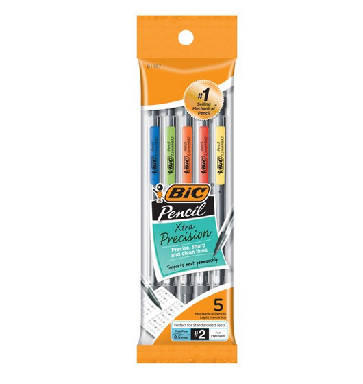 Image For BIC Xtra Precision, 5 Pack