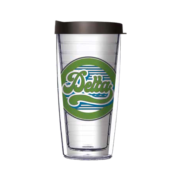 Image For Delta Retro Tumbler