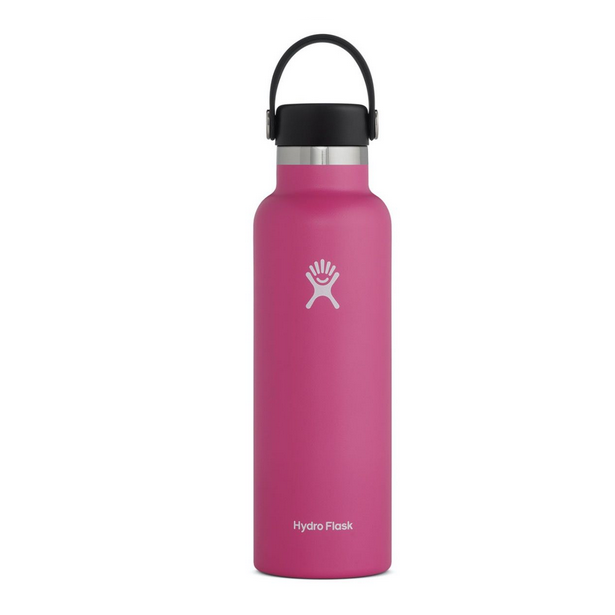 Image For Hydroflask Insulated Water Bottle, Carnation