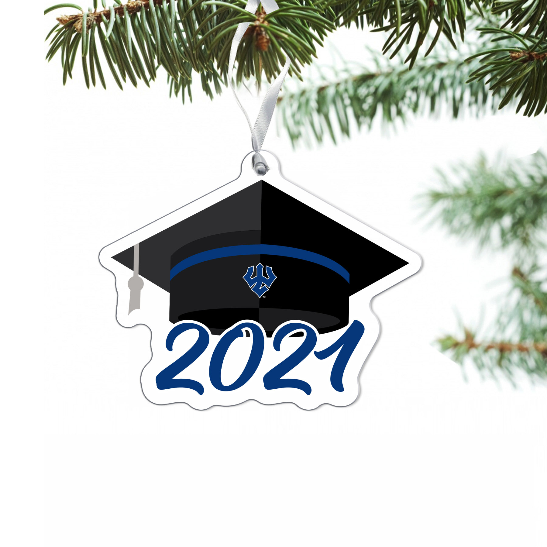 Image For Class of 2021 Ornament PRE-ORDER
