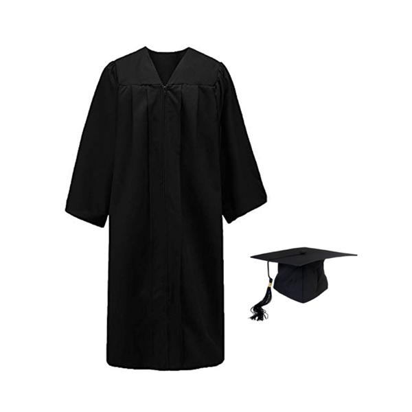 Image For GreenWeaver Cap, Gown and Tassel (LATE)