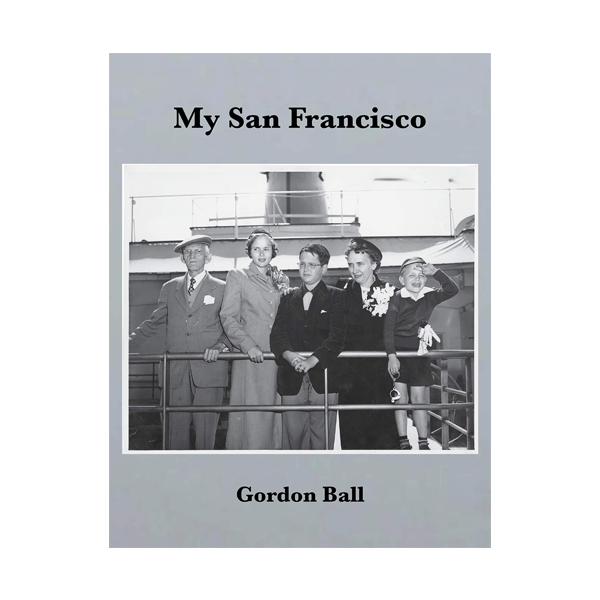 Image For My San Francisco (PB)